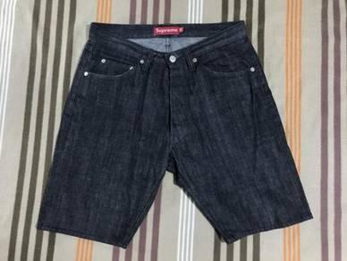 Supreme denim shorts - ajim bundle