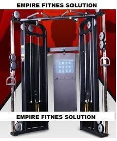 Adjustable Multi Functional Trainer FTS Glide Gym