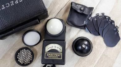 Spectra Exposure Meter, model CINE USA Set