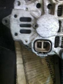 Alternator & head 1.8