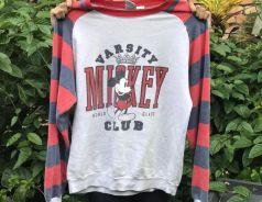 Mickey long sleeve