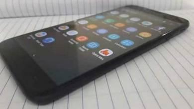 Samsung j7 pro black fullset