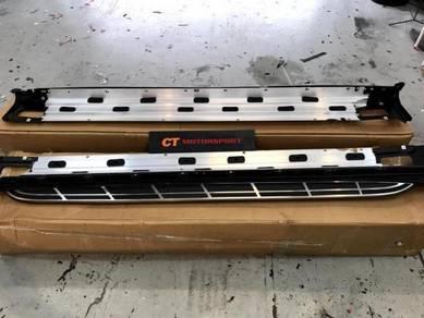 Porsche Cayenne Running Board Side Step Kit