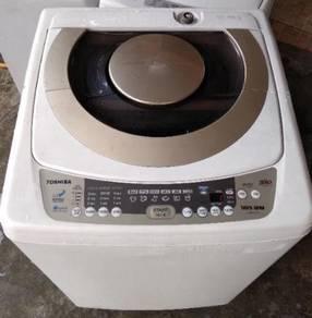 Mesin basuh toshiba 10kg