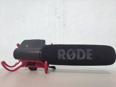 SAMYANG 14mm/2.8 with RODE Videomic