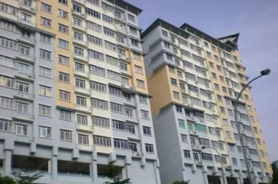 Taman Bukit Pelangi Apartment Batu Tiga Subang Jaya MSU Shah Alam