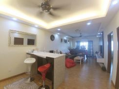 Indah ria apartment batu 3 for sale large size & fully renovated