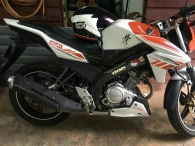 Fz150i untuk dijual