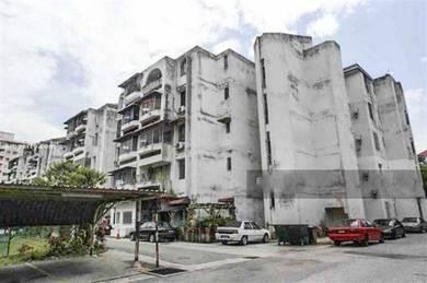 Apartment BUSTAN SHAMELIN Cheras (RENO) 6 minit ke LRT MALURI [CHEAP]