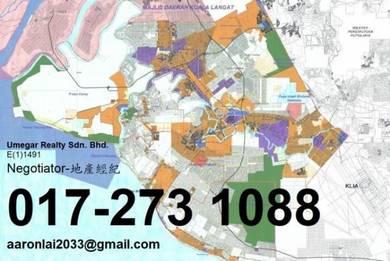 Industrial Land for Rent Puchong Cyberjaya