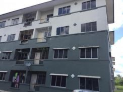 First Floor Flat Samarahan Block A (Investment/own Stay)