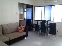 Eastern Court Condo, Jelutong, Pool View, Corner Unit