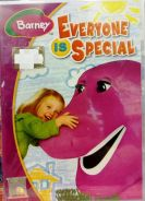 DVD Barney Everyone Is Special