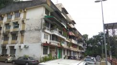 Pangsapuri Cantik, Apartment, Condo, Renovated, Taman Pertama Cheras