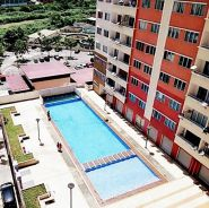 BEST VALUE HOT LOCATION END UNIT Alam Prima Apartment Shah Alam