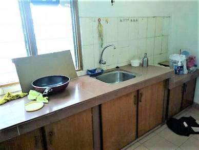 [ clean + well kept ] mutiara fadason kepong jinjang