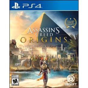 Assassins creed origin ps4 cd game