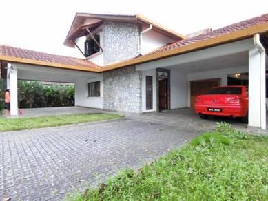 VVIP Area FREEHOLD Custom Design BUNGALOW House Jalan Ladang Maktab