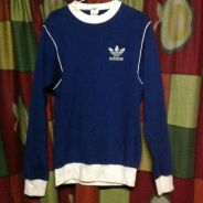 Rare vintage Adidas sweatshirt made in Hungaria