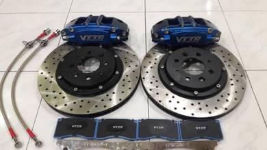 Vttr 6 Pot Brake Kit