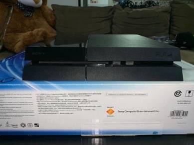 Playstation 4 500gb fullset