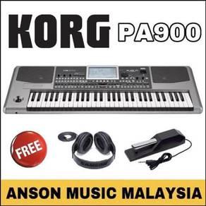Korg Pa900 Professional Arranger, 61-Key