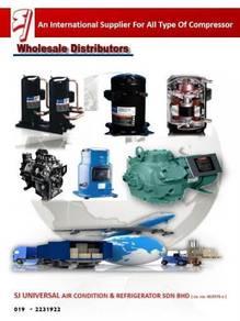 Compressor air cond baru harga terus kilang