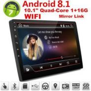 Toyota camry mark x vios 10 inch android player