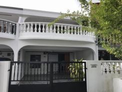 SEREMBAN JAYA DOUBLE STOREY TERRACE Near TESCO