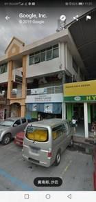 Shop Lot second floor 1000sqft for rent in Millenium Jalan Penampng