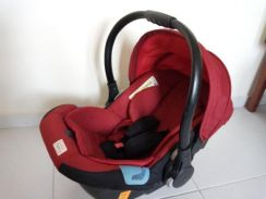 Carrier Car Seat-Sweet Cheery