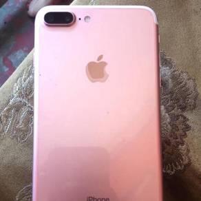 Iphone 7 plus 256gb myset