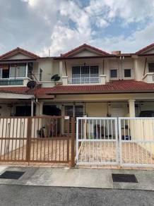 Balakong Jaya Bayu Parkville Townhouse Gated Guarded Renovated