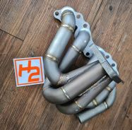 Turbo Manifold Campro - Stainless Steel 3mm