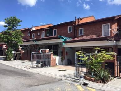 Double Storey Townhouse, Palm Walk 1, Bandar Sungai Long