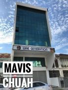 5 Storey Commercial Building with lift, Lorong Macalister, Georgetown