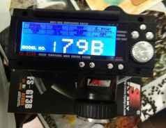 Flysky FS-GT3B RC transmitter with 3 receivers