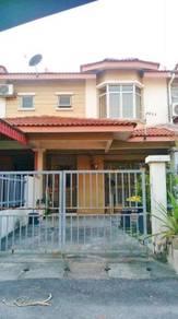 Double Storey Terrace Taman Camelia Bandar Putera Klang