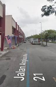 TAMAN MERDEKA -Jalan Angkasa Nuri 21-2sty SHoplot Main Road
