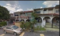 VALUE PURCHASE – DOUBLE STOREY FREEHOLD IN CHERAS MOVE IN CONDITION
