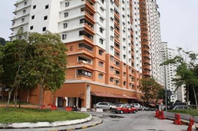 Below Market 54% | Flora Damansara, Damansara Perdana, PJU 8 | 750sf