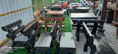 Set Kerusi Taman Terbaik Wakaf Warisan AMJ