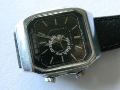 Poljot Alarm Watch