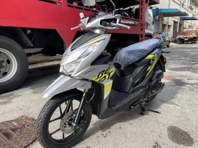 Honda beat promotion end years deposit kaw2 murah