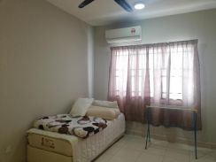 Partial Furnished / Fully Furnished Apartment Setia Alam