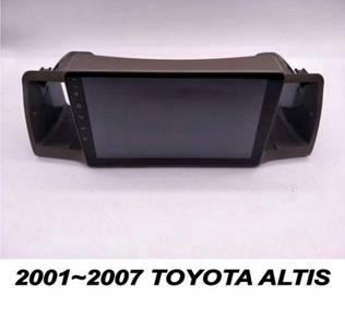 2001~07 TOYOTA ALTIS 9