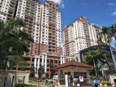 Service Apartment, Pangsapuri Suria Perdana, Seri Kembangan