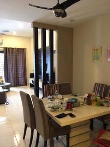 Super Value Bukit Raja Avani double storey link house fully furnished