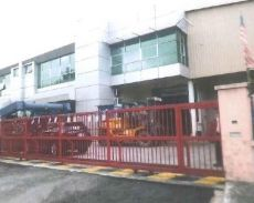 Factory in Taman Perindustrian Nusa Cemerlang, Gelang Patah, Johor