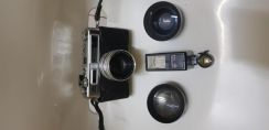 YASHICA FULL SET (Vintage camera!!!) - NEW